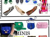 Trend Alert: Striped Flats Mini Bags Under