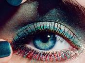 Makeup Teal Rosegold