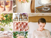 Peach Apple Green Wedding Inspiration