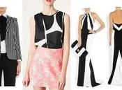 Monochrome Monopoly: Trending Black White Fashion,Graphic,Stripes