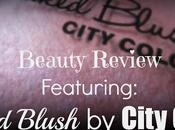 Beauty Review: Baked Blush City Color