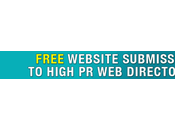 Free Website Submission High Directories