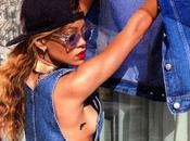 Rihanna Shows Tattoo (And Then Some) Instagram