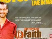 International Inspirational Speaker Nick Vujicic Live Manila This Saturday! Your Tickets Yet?