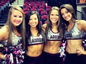 Really Texas A&M; Dancers