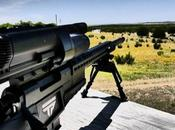 High-Tech Sniper Rifle Packs USB, iPad, WiFi Automatically Locks-on Targets
