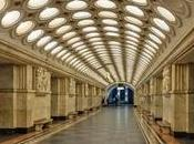 Moscow's Most Beautiful Metro Stations