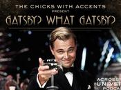 Across Universe Podcast Gatsby? What