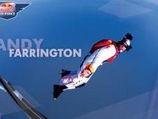 Andy Farrington: Born