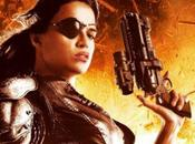 Explosive Poster 'Machete Kills' Featuring Michelle Rodriguez