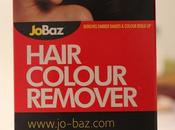 Review: JoBaz Hair Colour Remover