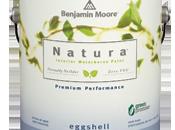 Product Review: Benjamin Moore's Natura Paint