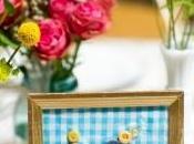 Creative Wedding Table Number Ideas