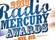 2013 Radio Mercury Award Winners