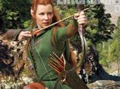 Evangeline Lilly Hobbit's Tauriel