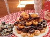 BookCourt Mini Donuts Three Ways