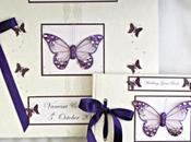 Butterfly Theme Wedding Stationery Part