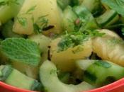 Asian Inspired Pineapple Cucumber Salad