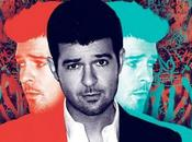Robin Thicke Tells Released Date Album Track Listing