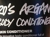 Lush's Ro's Argan Body Conditioner