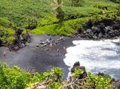 Maui: Road Hana: Waianapanapa State Park