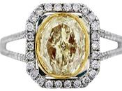 Candy: Yellow Diamond Engagement Rings!