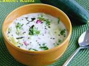 Cucumber Raita Yogurt Salad