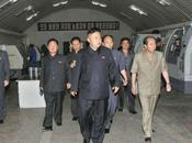 Jong Visits January General Machine Plant Inspects Force Unit #1017