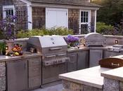 Sign Summer: Outdoor Kitchen