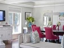 Make Decorating Statement With Fabric