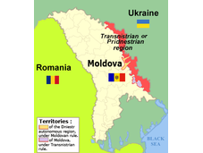 Confrontation Between Transnistria Moldova Deepening