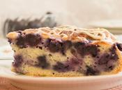 Healthy Blueberry Lemon Cake