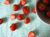 Strawberry Lollies