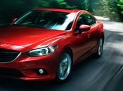 2014 Mazda6 Sedan Uses Regenerative Braking Power On-Board Electrical Components