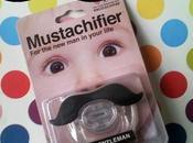 Cool Baby Gift, Mustachifier Mustache Pacifier Babies
