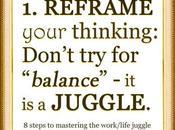 Steps Mastering Work/Life Juggle