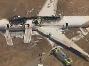 Crash Asiana Airlines Boeing Francisco International Airport