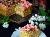 Bake Turkish Delight Cake Торт Лукумом (без Выпечки)
