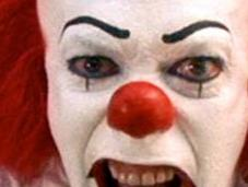 Send Clowns: Note Fear, Humor, Painted Faces