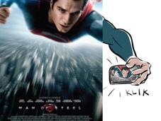 Superheroes Taking Selfies