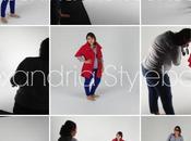 Behind Scenes Alexandria Stylebook Photo Shoot