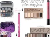 Urban Decay Faves