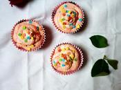 Honey Cupcakes With Raspberry Liqueur Icing