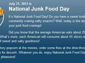 Happy National Junk Food Day! July 2013 (Videos)