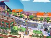 Places Visit: Simpsons' Theme Park