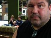 English Comedians Malcolm Hardee Ricky Grover Broke into