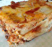 Tasty Tuesday Lasagna With Spinach