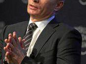 Vladimir Putin Revs Russian Election Campaign