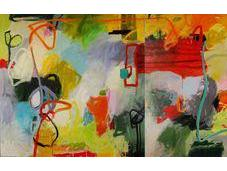 Today's Featured Abstract Artist: Tory Cowles