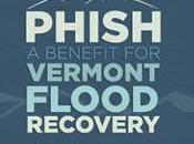 Phish: Vermont Flood Recovery Show 09/14